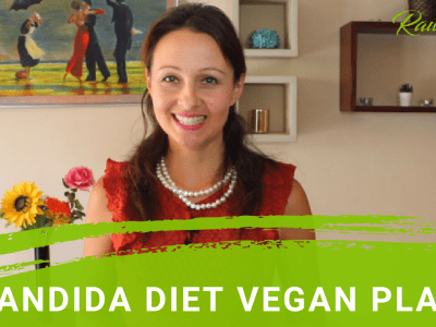 Candida diet vegan plan to overcome yeast overgrowth