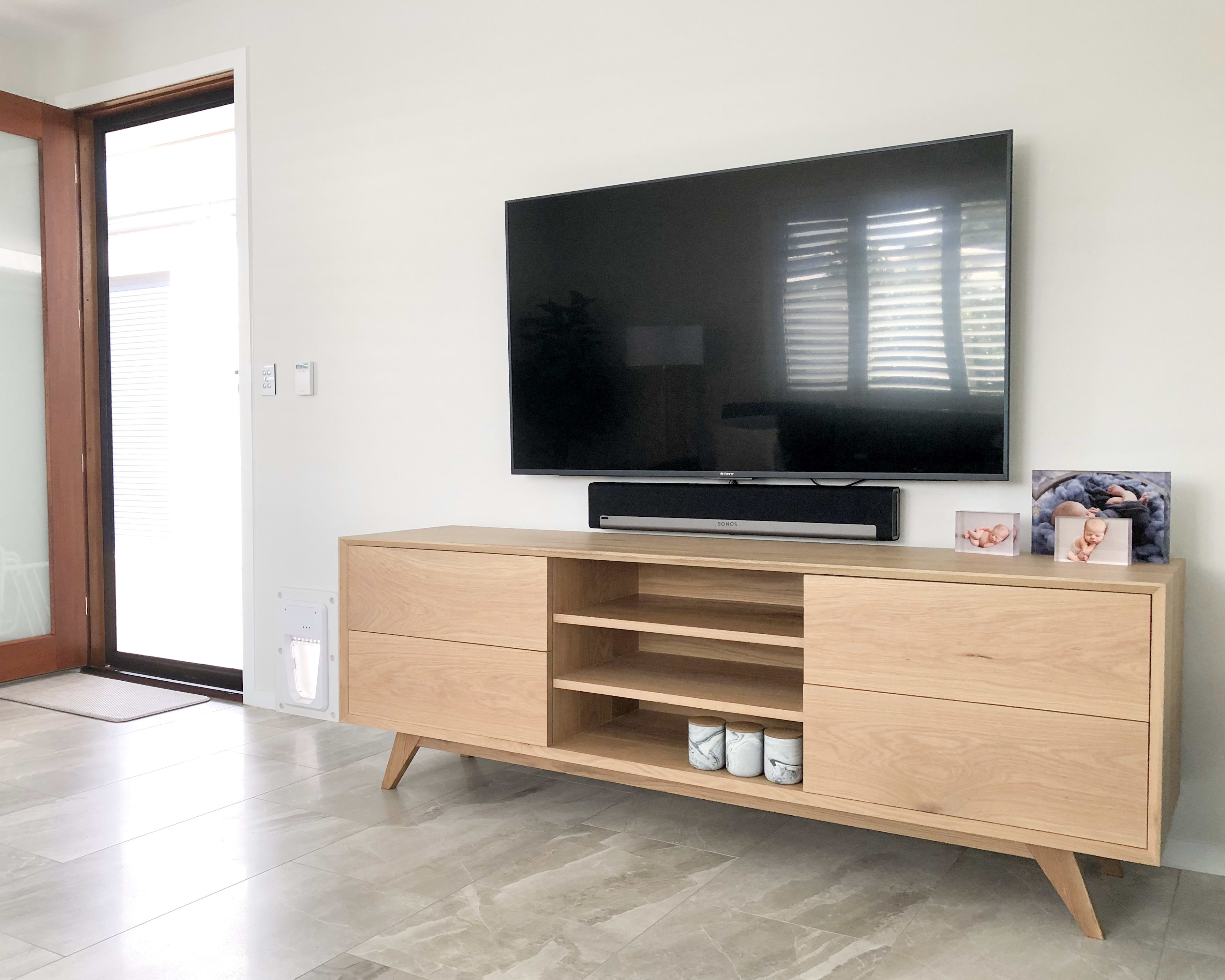 low priced 6a954 3d678 Ingrid II Entertainment Unit