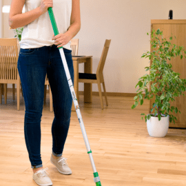 Osmo Flooring - Care and Cleaning Brochure