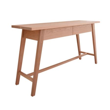 timber console hall table Sunshine Coast