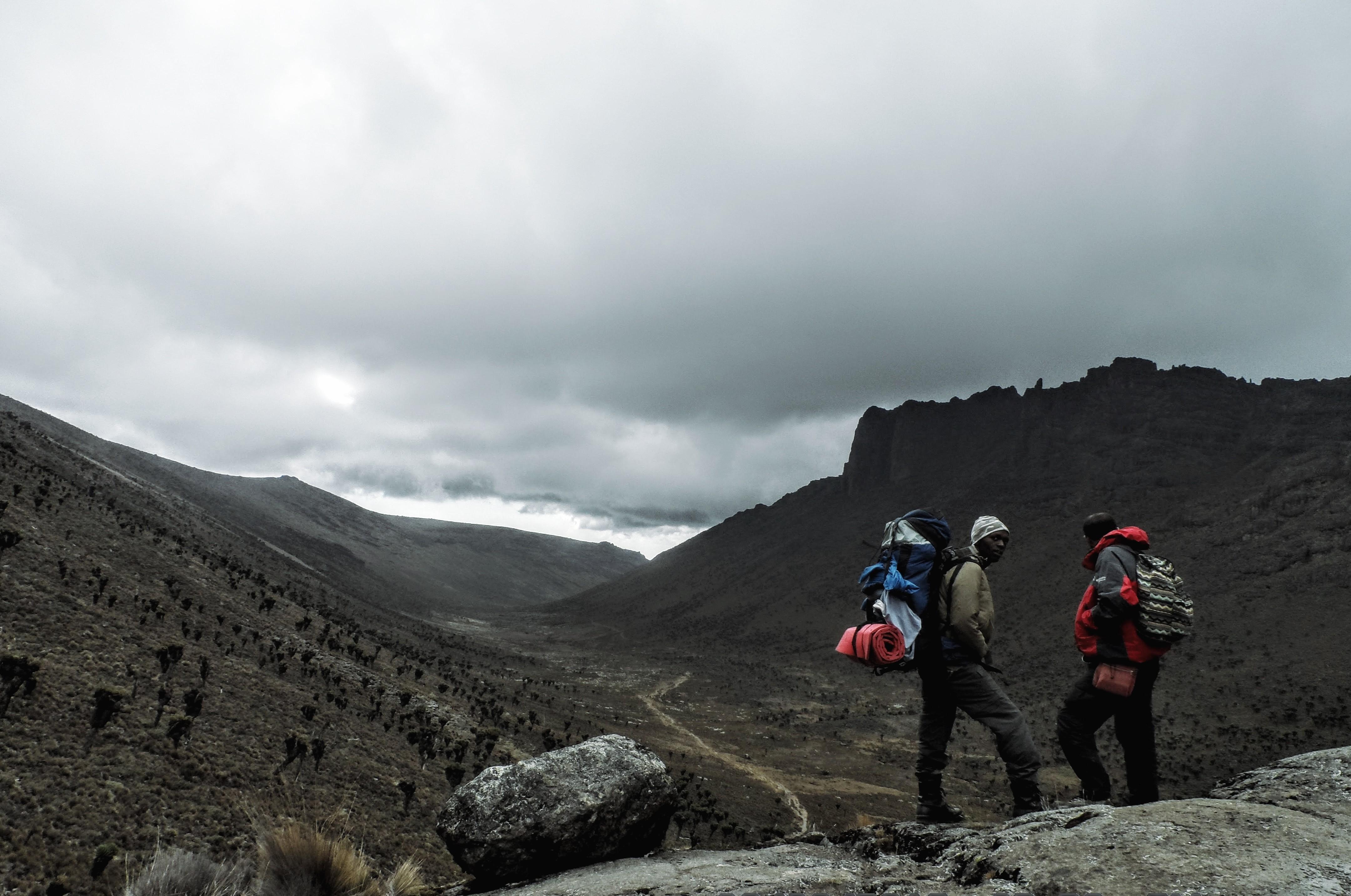 Mount Kenya Hike - Alexxa Walker Travel Photography