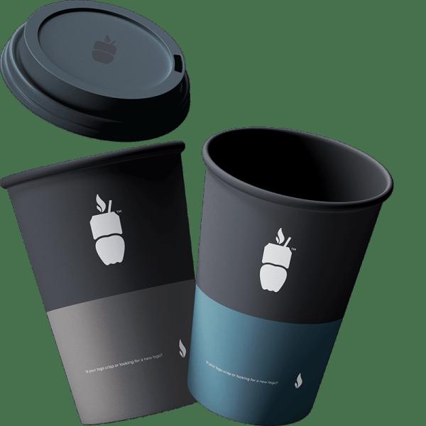 Raxlogo - Cup - Professional Logo Design