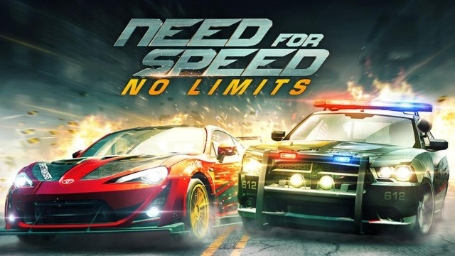 Need for Speed- No-Limits
