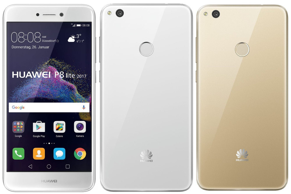 Huawei P8 Lite (2017) to be Released in Europe