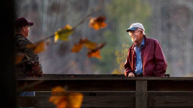 Ray Rogers-Goose Overlook-Chatting