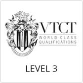 VTCT LEVEL 3 BEAUTY THERAPY COURSE