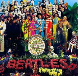 That Sgt Pepper Cover, 2012 Version