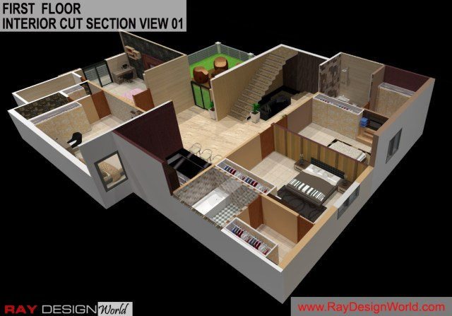 Bungalow Planning -  Rampur UP - Dr.Vinay Luthra