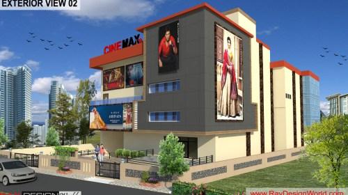 Commercial Complex - Guna MadhyaPradesh -Mr.Saurabh Shrivastava