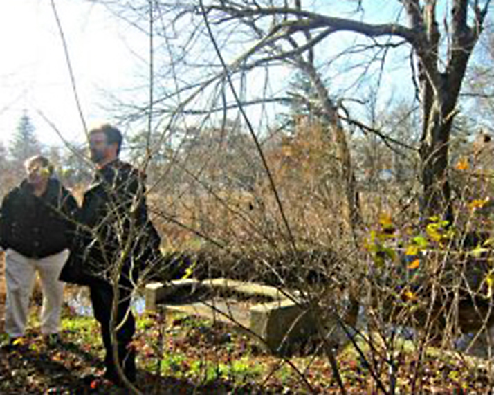 RDLA to Master Plan Buttonwood Park North Woods Trails