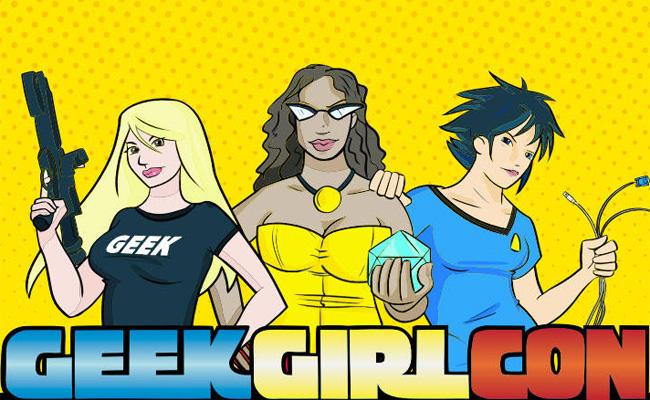 GeekGirlCon this weekend