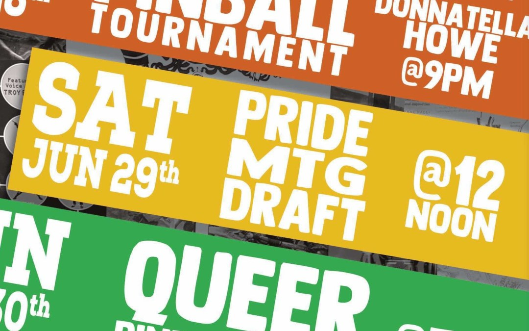 Pride Draft