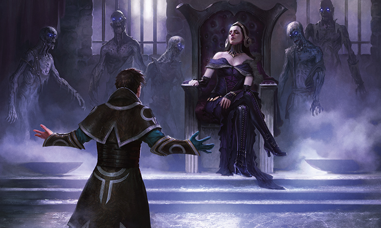MtG Throne of Eldraine Prerelease Saturday