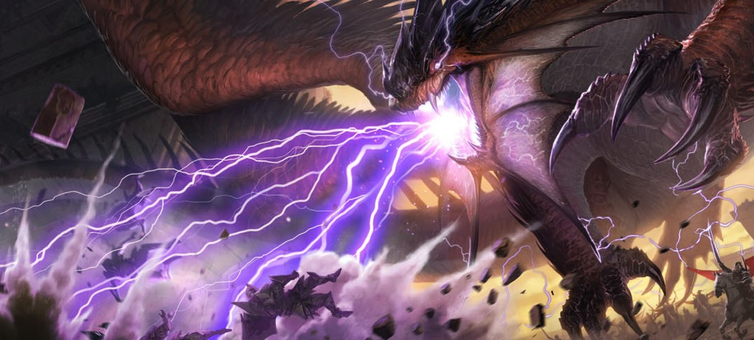 MtG Dragons of Tarkir Draft