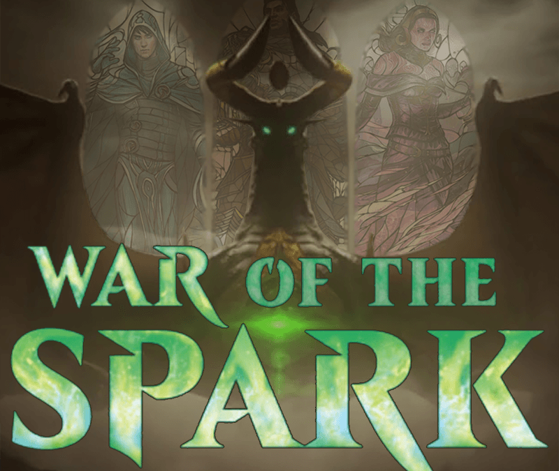 MtG War of the Spark Draft
