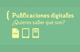 publicaciones digitales que son Rayitas Azules