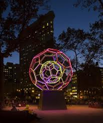 Buckminster Fuller Geometry