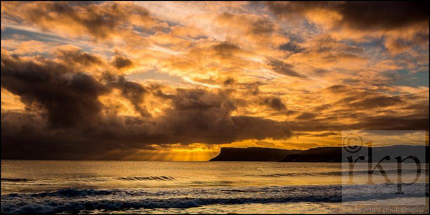 Ballycastle sunrise