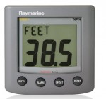Raymarine ST60+ Diepte instrument bestelnummer A22002P