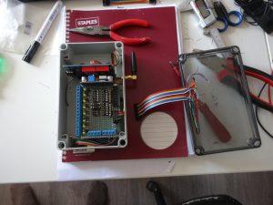 Arduino schakelkast met GSM module
