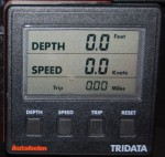 Autohelm tridata vervangen met instrument