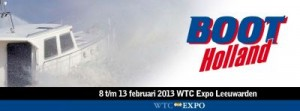 Boot Holland 2013 in Leeuwarden Raymarine 8-13 februari