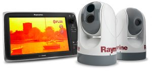 FLIR Thermische camera op display