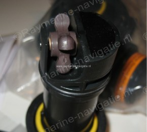 Raymarine DST800 DST CU TH Triducer analoog A22154