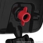 Probleem achterkant connector rood oplossen van Raymarine Dragonfly 7 Pro details