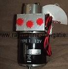 Raymarine Hydraulishe Pomp Type 1 (12V) M81120 winkeldochter