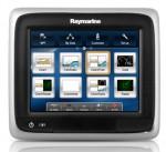 Raymarine Raymarine a65 kaartplotter fishfinder radar