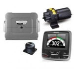 Raymarine SPX10 Smartpilot Motorpack Type1 12VDC HOP en p70 bedieningsunit T70084