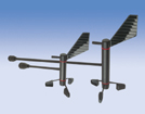 Raymarine ST60 wind masttopunit vervangen met ST60 windmeter