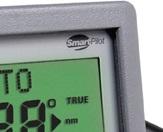 Raymarine Smart Pilot logo is compatible met SPX stuurautomaat