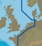 Raymarine c-map essentials Nederland kaart dekking