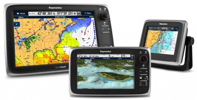 Raymarine fishfinder cashback 2015 kaartplotter a-serie