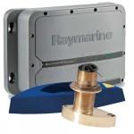 Raymarine T70217 CP450C chirp sonar met fishfinder b765lh transducer