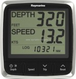 Raymarine i50 Tridata display instrument vervangen ST50