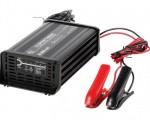 hq acculader 7traps 12v 20 ampere automatische batterijlader