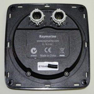 Raymarine E70046 i70 multifunctioneel kleuren display achterkant