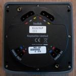 Raymarine ST60+ Plus grafisch instrument achterkant aansluiting van kabels E22075-P