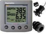 Raymarine ST60 plus tridata compleet systeem met retractable transducers