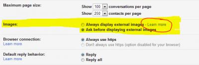 google-mail-settings
