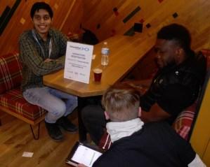 register for fishhackathon at hackernest in toronto