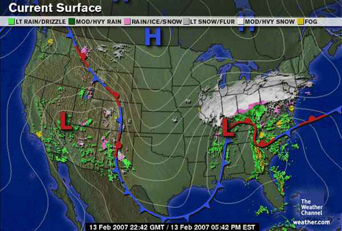 Current Weather Maps Doppler