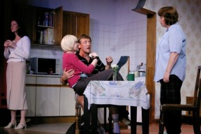 The Love Nest. Picture From The Bottisham Players.