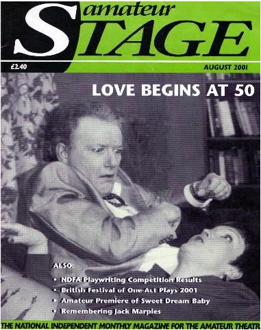 Amateur Stage August 2001