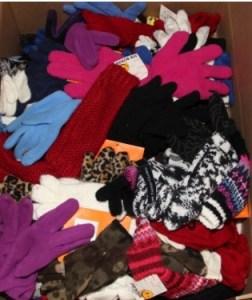 Gloves in Box