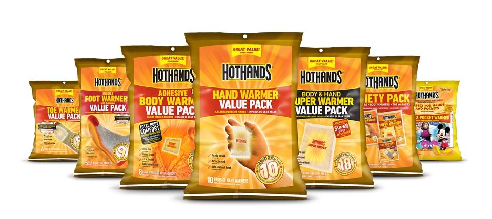 HotHands® & Grabber® Warmers