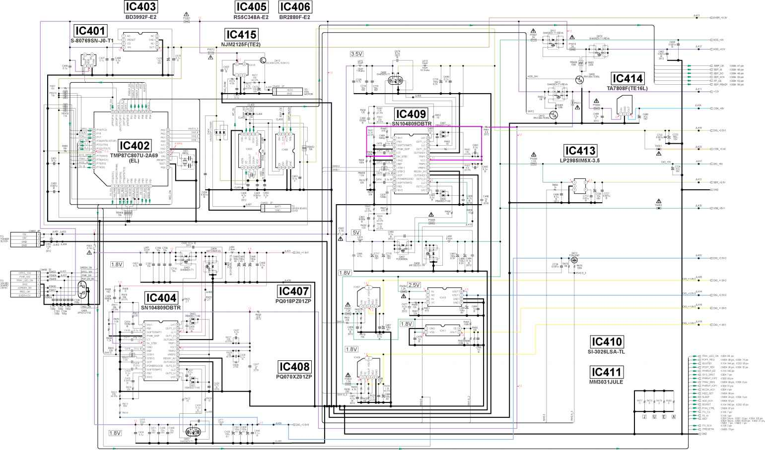 Ps2 Schematic